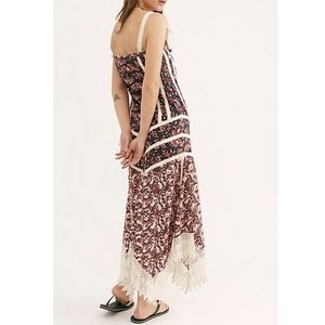 Valiante x Free People Zanna Dress Batik
